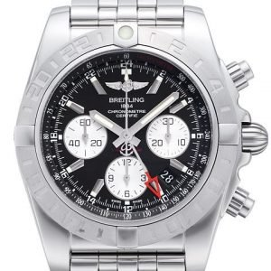 Breitling Chronomat 44 Gmt Ab042011-Bb56-375a Kello