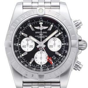 Breitling Chronomat 44 Gmt Ab042011-Bb56-375a Kello