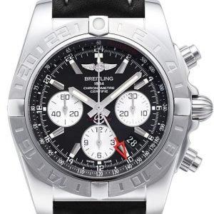 Breitling Chronomat 44 Gmt Ab042011-Bb56-435x-A20ba.1 Kello