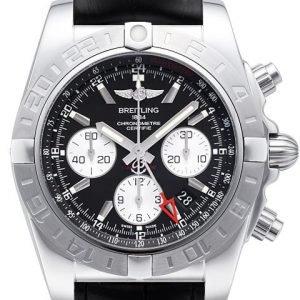 Breitling Chronomat 44 Gmt Ab042011-Bb56-743p-A20ba.1 Kello