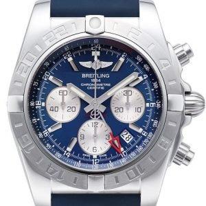 Breitling Chronomat 44 Gmt Ab042011-C851-211s-A20d.2 Kello