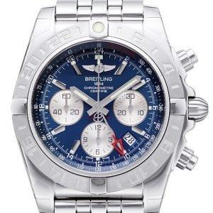 Breitling Chronomat 44 Gmt Ab042011-C851-375a Kello