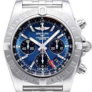 Breitling Chronomat 44 Gmt Ab042011-C852-375a Kello