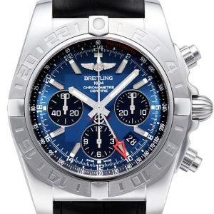 Breitling Chronomat 44 Gmt Ab042011-C852-743p-A20ba.1 Kello