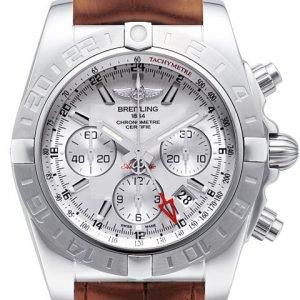 Breitling Chronomat 44 Gmt Ab042011-G745-737p-A20ba.1 Kello