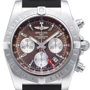 Breitling Chronomat 44 Gmt Ab042011-Q589-152s-A20s.1 Kello