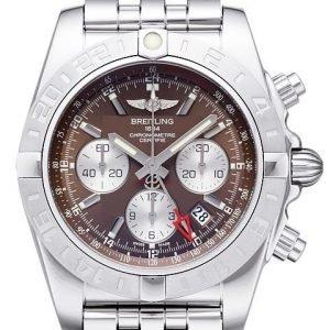 Breitling Chronomat 44 Gmt Ab042011-Q589-375a Kello