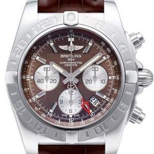 Breitling Chronomat 44 Gmt Ab042011-Q589-739p-A20ba.1 Kello