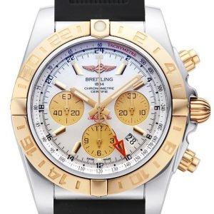 Breitling Chronomat 44 Gmt Cb042012-A739-200s-A20d.2 Kello