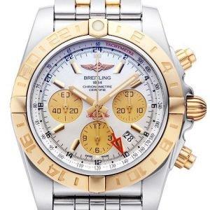 Breitling Chronomat 44 Gmt Cb042012-A739-375c Kello