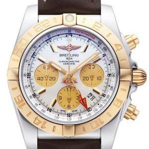 Breitling Chronomat 44 Gmt Cb042012-A739-437x-A20ba.1 Kello