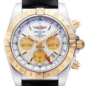 Breitling Chronomat 44 Gmt Cb042012-A739-743p-A20ba.1 Kello