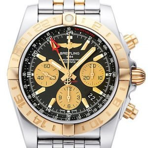 Breitling Chronomat 44 Gmt Cb042012-Bb86-375c Kello