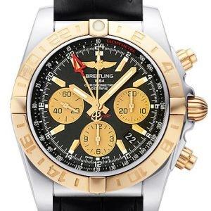 Breitling Chronomat 44 Gmt Cb042012-Bb86-743p-A20ba.1 Kello