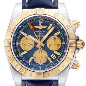 Breitling Chronomat 44 Gmt Cb042012-C858-105x-A20ba.1 Kello