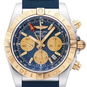 Breitling Chronomat 44 Gmt Cb042012-C858-158s-A20s.1 Kello