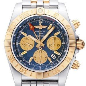 Breitling Chronomat 44 Gmt Cb042012-C858-375c Kello