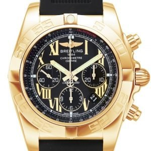 Breitling Chronomat 44 Hb011012-B957-200s-H20d.3 Kello