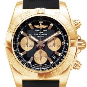 Breitling Chronomat 44 Hb011012-B968-200s-H20d.3 Kello