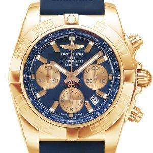 Breitling Chronomat 44 Hb011012-C790-211s-H20d.3 Kello