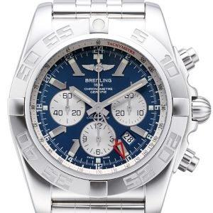 Breitling Chronomat Gmt Ab041012-C834-383a Kello