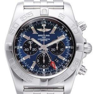 Breitling Chronomat Gmt Ab041012-C835-383a Kello