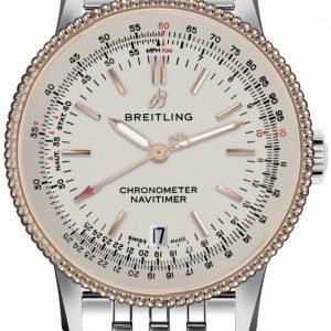 Breitling Navitimer 01 U17325211g1a1 Kello Hopea / Teräs
