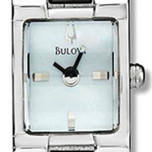 Bulova 96l70 Kello Valkoinen / Teräs