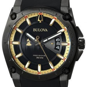 Bulova 98b294 Kello Musta / Kumi