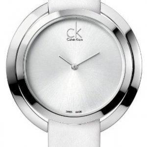 Calvin Klein Aggregate K3u231l6 Kello Hopea / Nahka