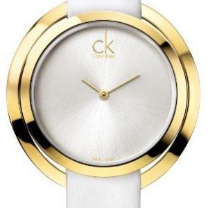 Calvin Klein Aggregate K3u235l6 Kello Hopea / Nahka