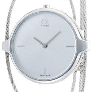 Calvin Klein Agile K2z2s116 Kello Hopea / Teräs