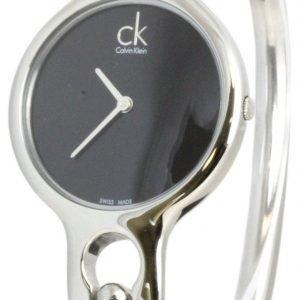Calvin Klein Air K1n22102 Kello Musta / Teräs