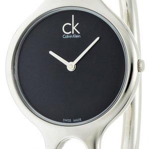 Calvin Klein Air K1n23102 Kello Musta / Teräs