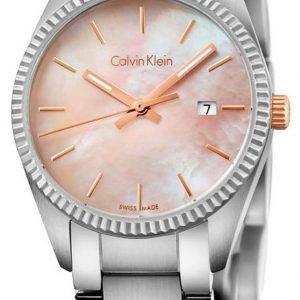 Calvin Klein Alliance K5r33b4h Kello Pinkki / Teräs