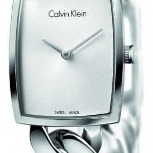 Calvin Klein Amaze K5d2l126 Kello Hopea / Teräs