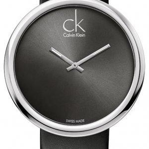 Calvin Klein Appeal K0v23107 Kello Musta / Nahka