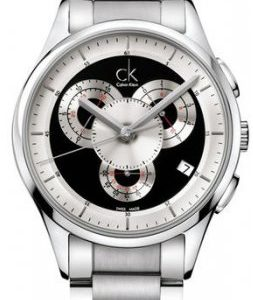 Calvin Klein Basic K2a27104 Kello Musta / Teräs