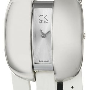 Calvin Klein Basic K2e23120 Kello Hopea / Nahka