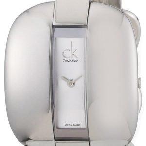 Calvin Klein Basic K2e23138 Kello Hopea / Teräs