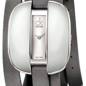 Calvin Klein Basic K2e23620 Kello Hopea / Nahka
