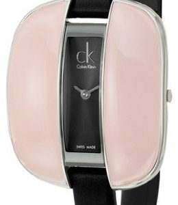 Calvin Klein Basic K2e23702 Kello Musta / Nahka