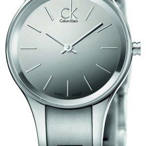 Calvin Klein Basic K4323148 Kello Hopea / Teräs