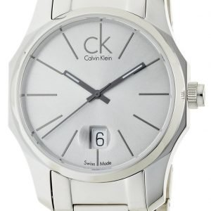 Calvin Klein Biz K7741126 Kello Hopea / Teräs