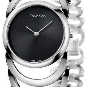 Calvin Klein Body K4g23121 Kello Musta / Teräs