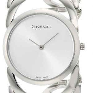 Calvin Klein Body K4g23126 Kello Hopea / Teräs