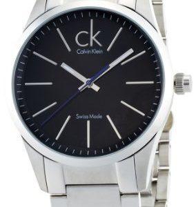 Calvin Klein Bold K2241102 Kello Musta / Teräs