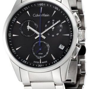 Calvin Klein Bold K5a27141 Kello Musta / Teräs