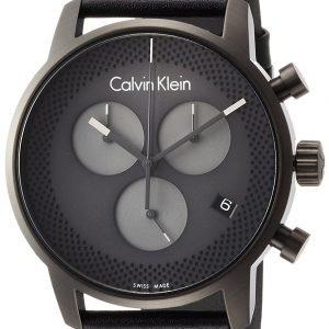 Calvin Klein City K2g177c3 Kello Harmaa / Nahka