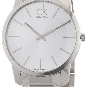 Calvin Klein City K2g21126 Kello Hopea / Teräs